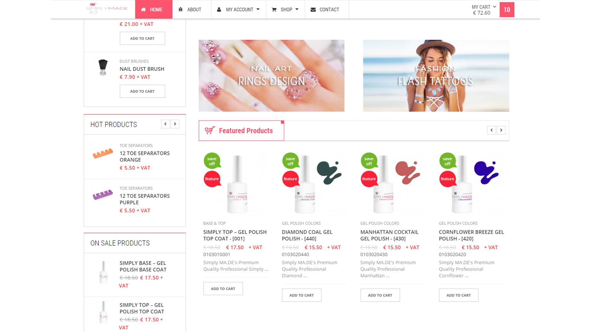 iCreate Web Design | Web Design | Simply MA.DE