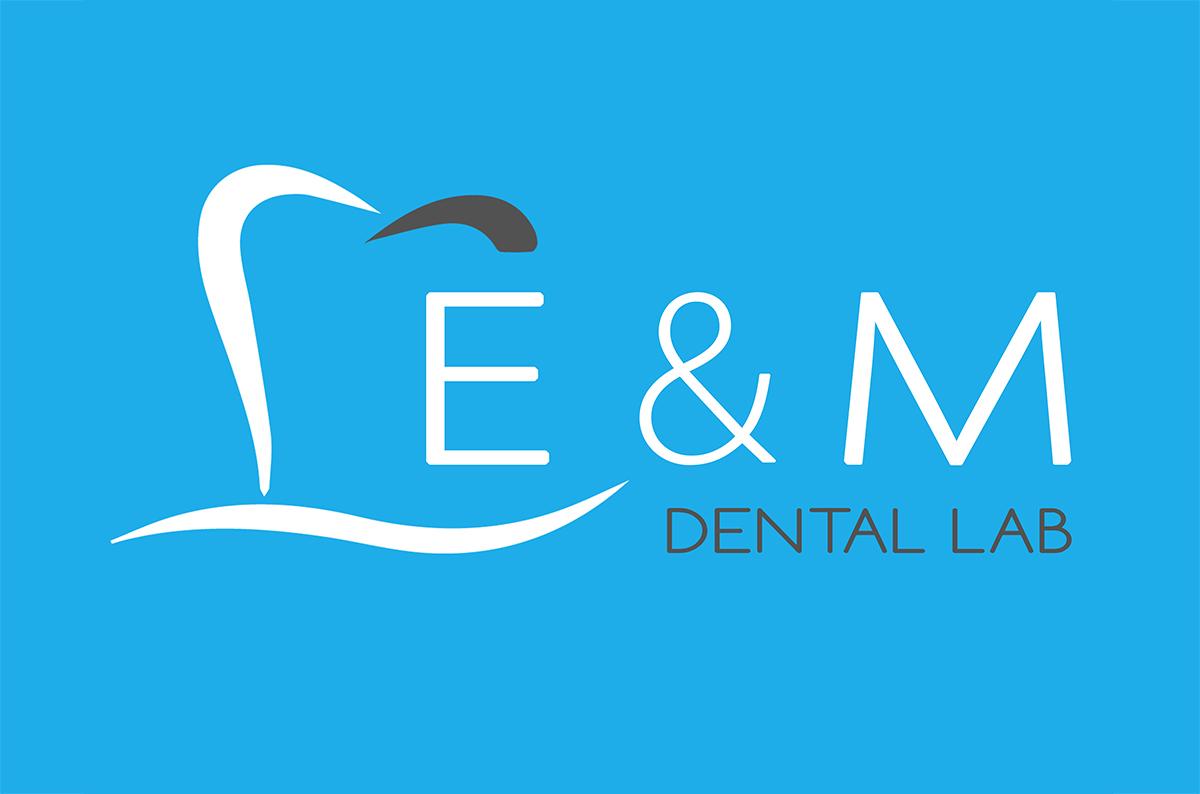iCreate Web Design | Logo Design | E&M Dental Lab