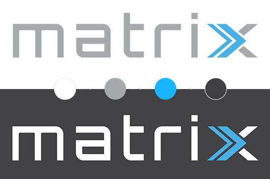 iCreate Web Design | Logo Design | Matrix Automations Logo
